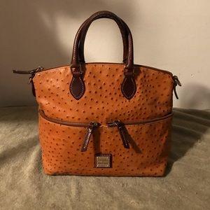 Dooney & Bourke Ostrich Bag